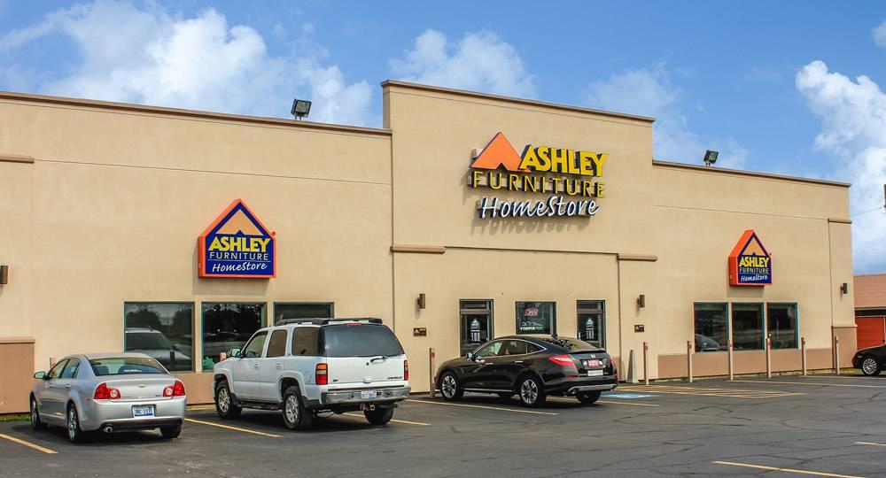 Ashley Homestore Location Escanaba Mi
